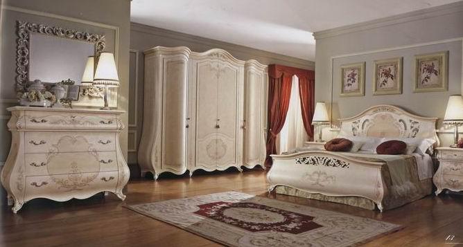 Шикарные интерьеры спален