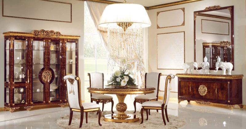Шикарная мебель для гостиной фото