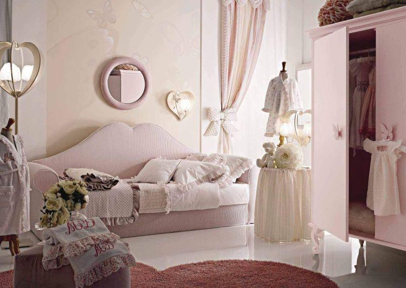 Детский диван кровать dolfi i sogni di matilde