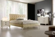 Кровать мягкая - фабрика Ferretti e Ferretti - коллекция Today