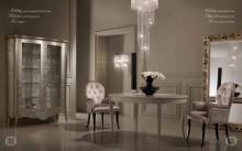 Мебель для гостиной - отделка серебро  DV Home Collection