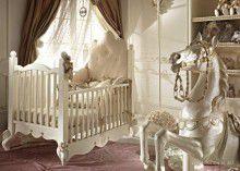 Кроватка для ребенка Италия - Mon Amour