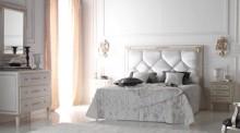 Спальня классическая - цвет белый Lartes - Nuova