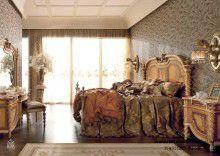 Спальня из дорогих пород дерева - Riva Emozioni