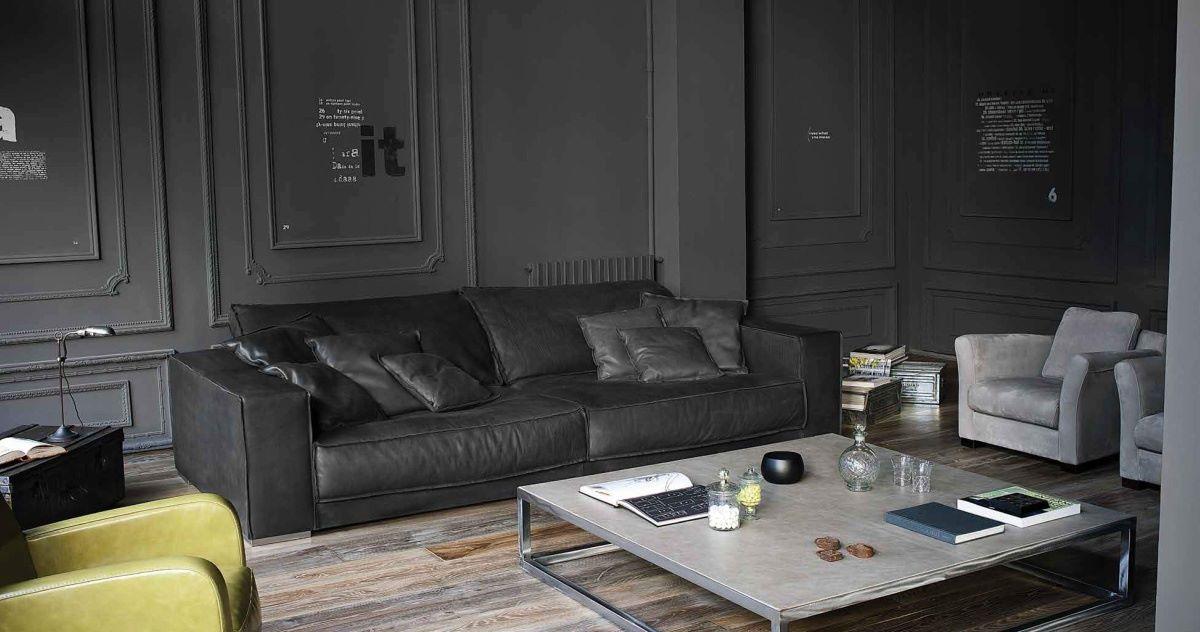 Lounge Sofa Starlit Kosmopolitisches Flair Zuhause