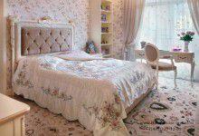 Кровать подростку - девушке - Laboratorio Italiano