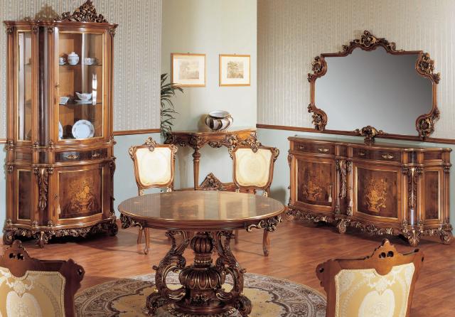 Мебель ручной работы в гостиную